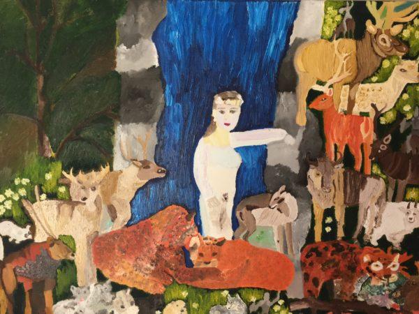 Acceptance by Anna Max Gallery, Original art work