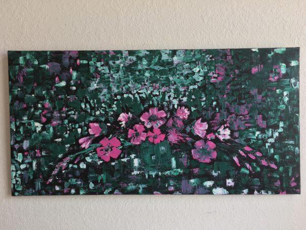 Gladiolus at Anna Max Gallery